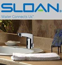 Sloan EAF-350 Series Faucet