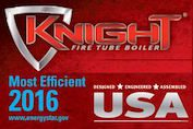 Lochinvar's New KNIGHT® Boilers