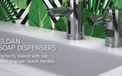 Sloan Soap Dispensers