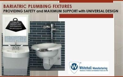 Bariatric plumbing Fixtures