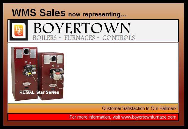Boyertown furnace