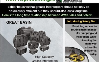 Schier Grease Interceptors