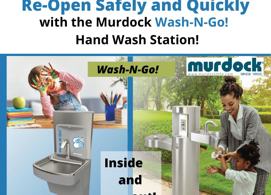 Murdock Wash-n-go