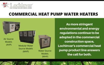 Lochinvar Heat Pump Water Heaters
